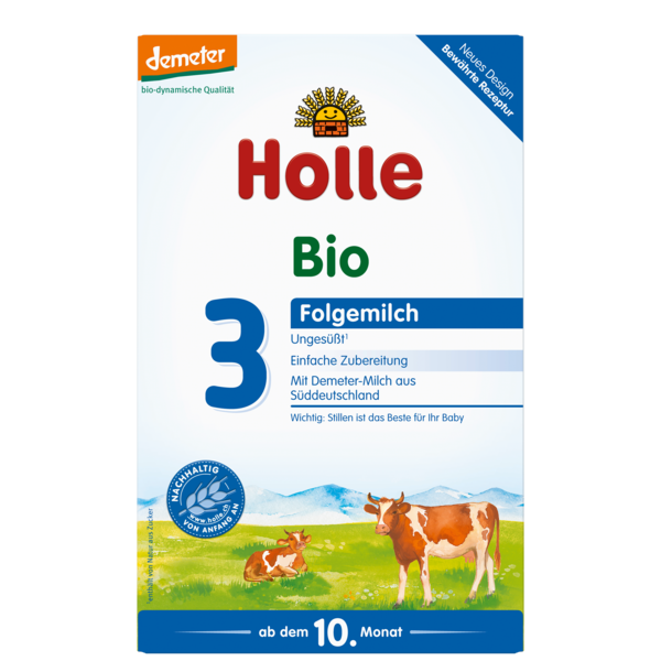 Holle Bio formula Stage 3