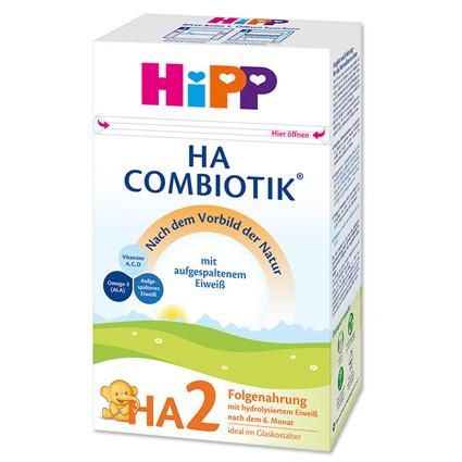 Hipp formula stage 2 HA