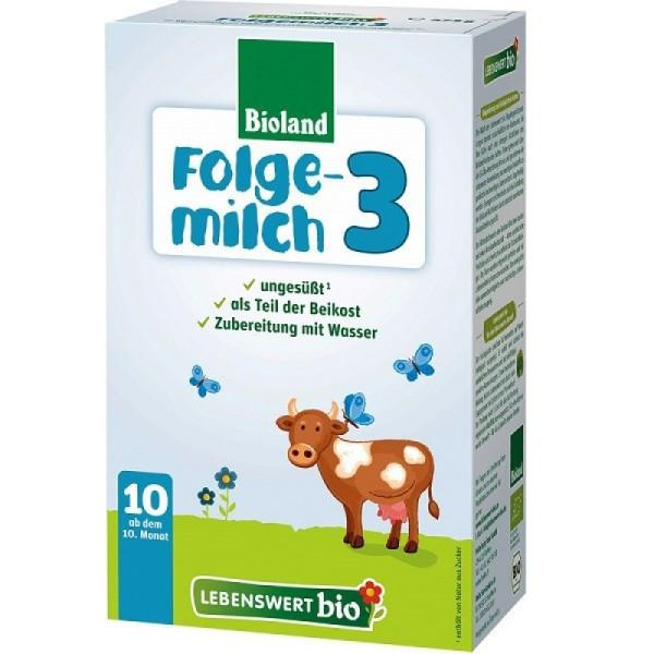 Lebenswert BIO organic Formula 3