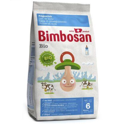 Bimbosan Bio 6th month no palm oil