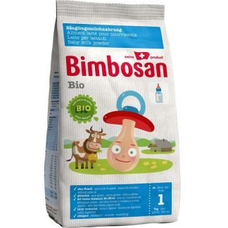 Bimbosan Bio suitable from birth