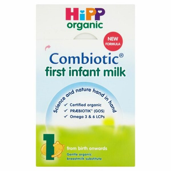 HiPP UK Combiotic stage 1