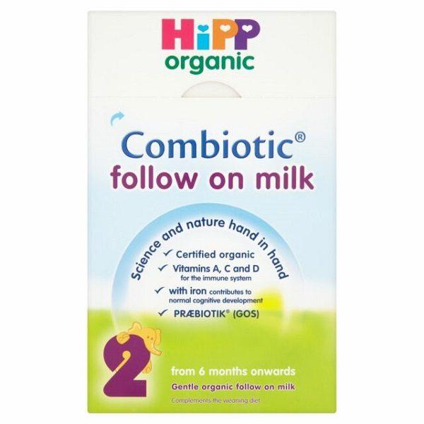 HiPP UK Combiotic stage 2