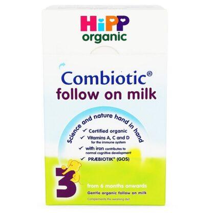 HiPP UK Combiotic stage 3